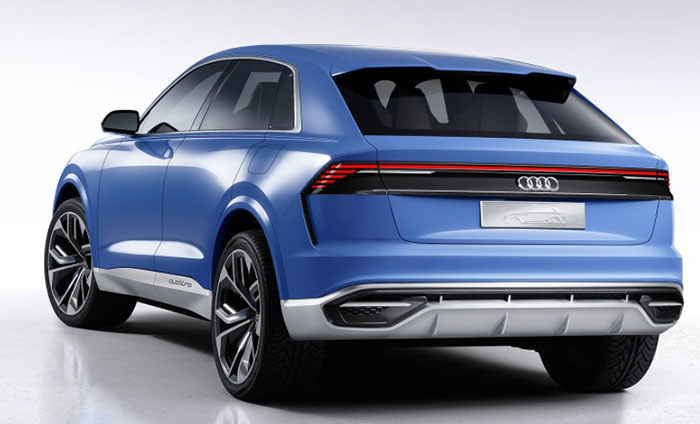 Audi Q8 Specs, Price and Reviews | Auto Trend Up