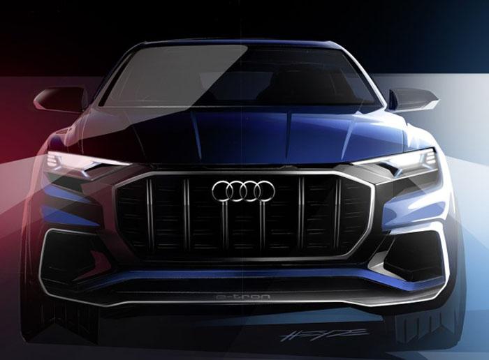 2018 Audi Q8 Spec