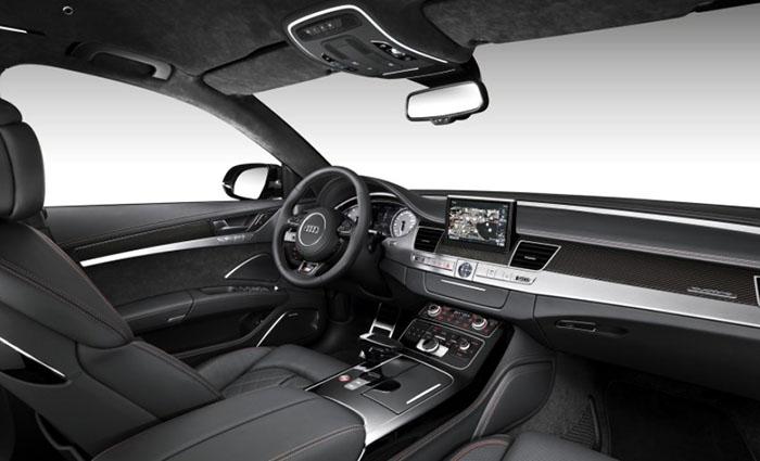 2018 Audi S8 Interior