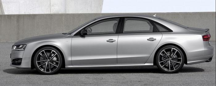 2018 Audi S8 Spec