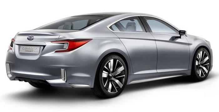 2019 Subaru Legacy Release Date