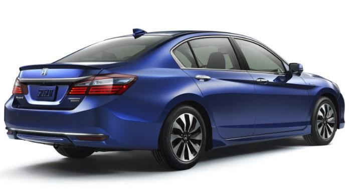 2017 Honda Accord Price