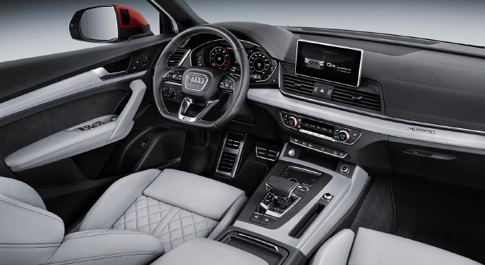 2018 Audi Q5 Quattro Interior