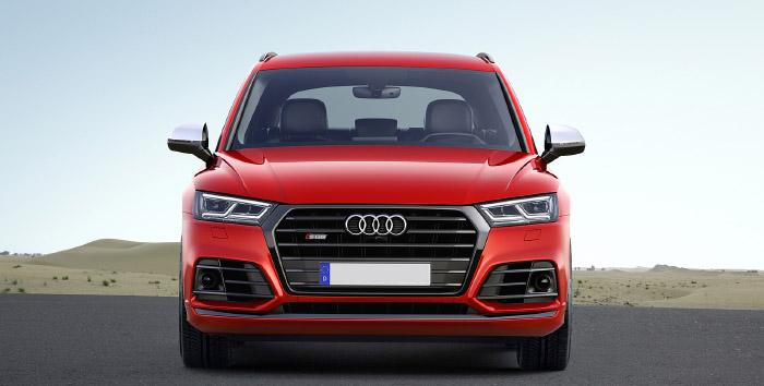 2018 Audi SQ5 Performance