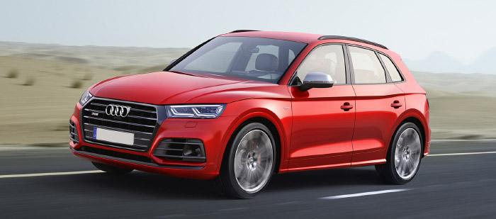 2018 Audi SQ5 Release Date