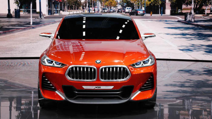 2018 BMW X2 Performance