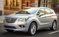 2018 Buick Envision Price