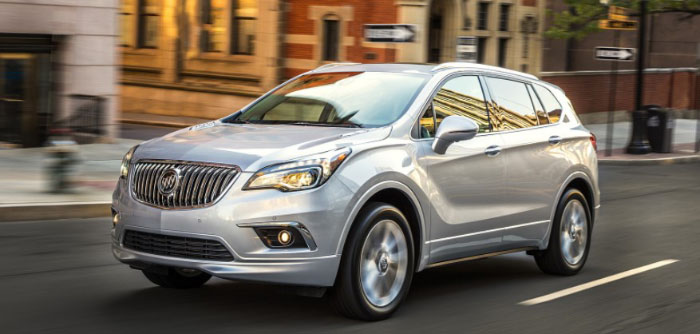 2018 Buick Envision Review, Release Date, Interior and Price Rumor | Auto Trend Up