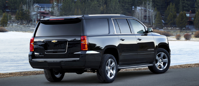 2018 Chevrolet Suburban: Preview, Pricing, Release Date | Auto Trend Up