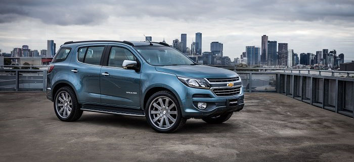 2018 Chevy Trailblazer – Auto Trend Up