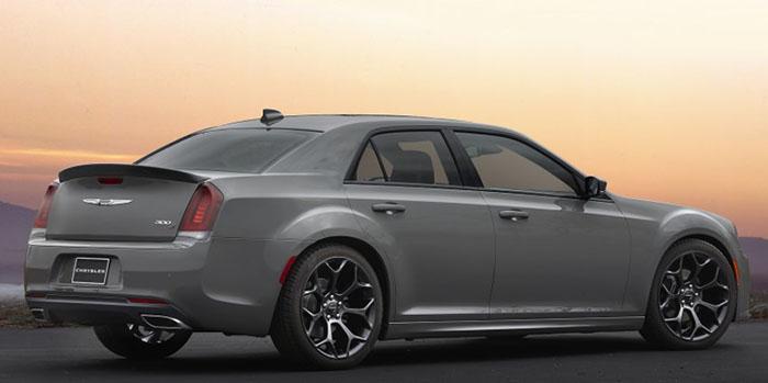 2018 Chrysler 300 Performance