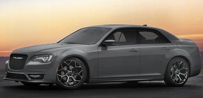 2018 Chrysler 300 Price