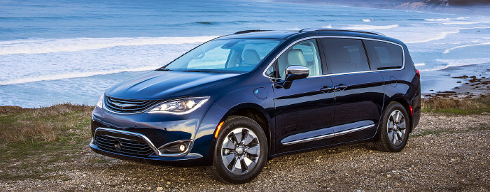 2018 Chrysler Pacifica Release Date