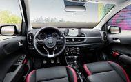 2018 Kia Picanto Interior
