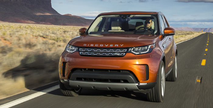 2018 Land Rover Discovery Release Date