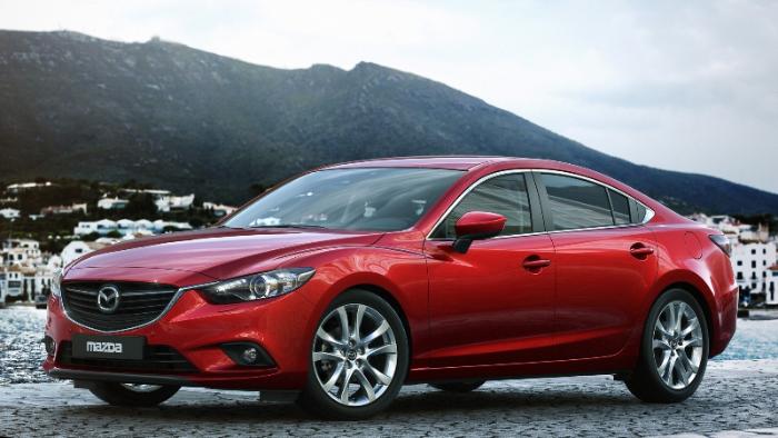 2018 Mazda 6 Release Date