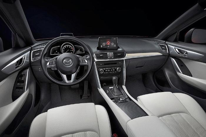 2018 Mazda CX-4 Interior