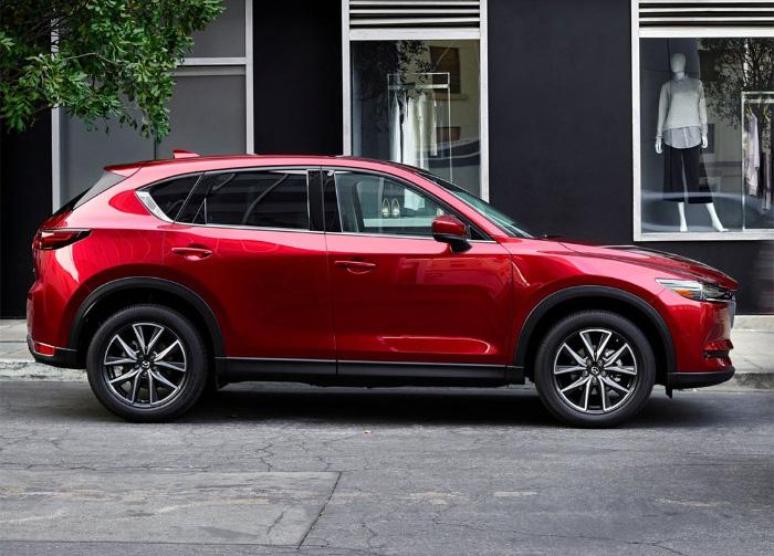 2018 Mazda CX-4 Price