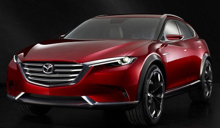 2018 Mazda CX-7 Spec
