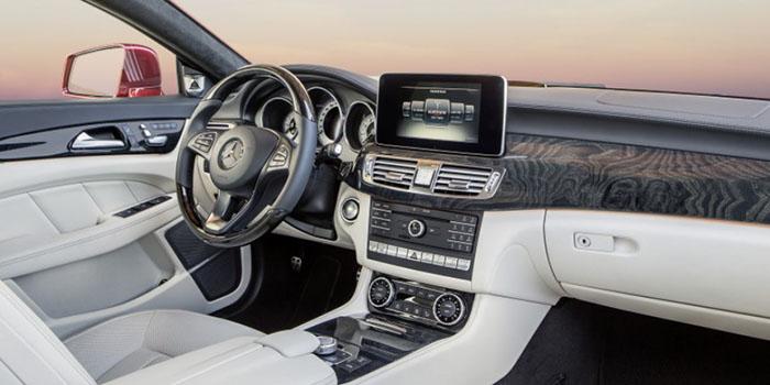 2018 Mercedes CLS Interior