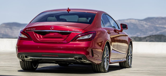 2018 Mercedes CLS Release Date