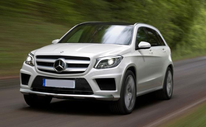 2018 Mercedes GLK Release Date