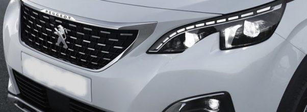 2018 Peugeot 3008