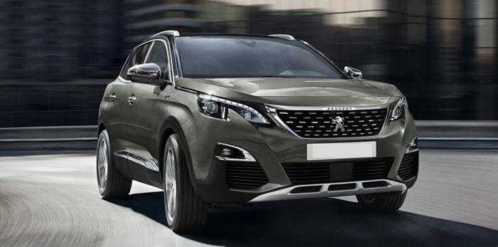2018 Peugeot 3008 Performance
