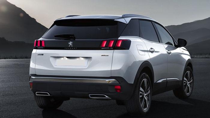 2018 Peugeot 3008 Price