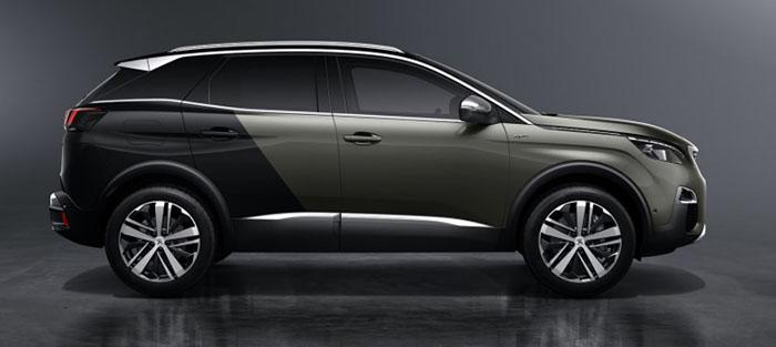 2018 Peugeot 3008 Spec