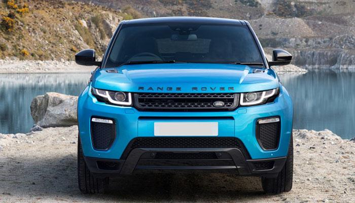 2018 Range Rover Evoque Price