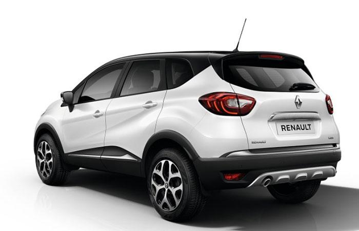 2018 Renault Captur Price