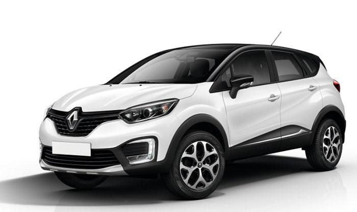 2018 Renault Captur Release Date