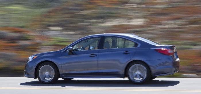 2018 Subaru Legacy Performance