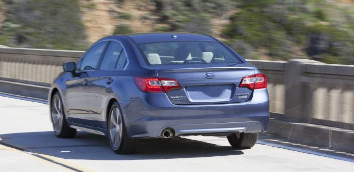 2018 Subaru Legacy Price