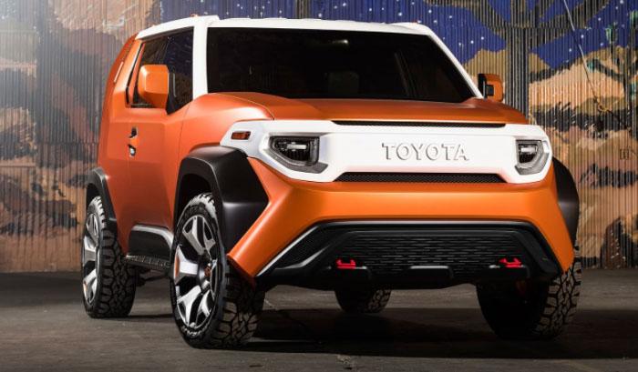 2018 Toyota FJ Cruiser Spec