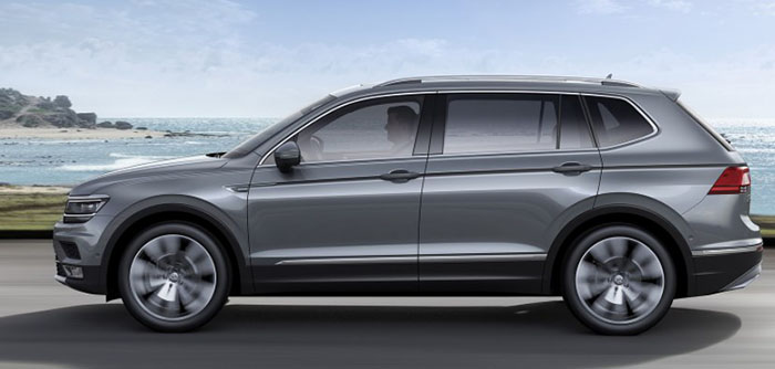 2018 VW Tiguan Coupe R Performance