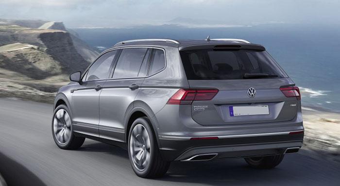 2018 VW Tiguan Coupe R Price