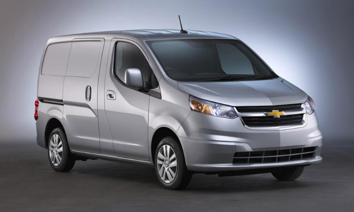 2019 Chevy Express Price