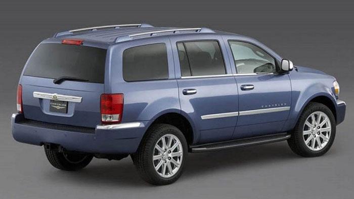 2019 Chrysler Aspen Price