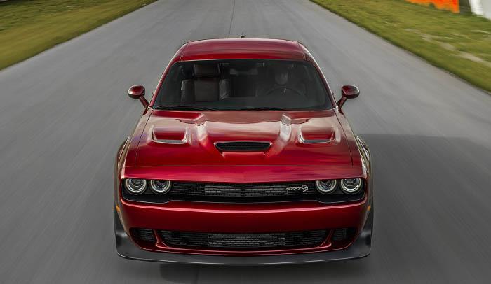 2019 Dodge Challenger Hellcat Performance