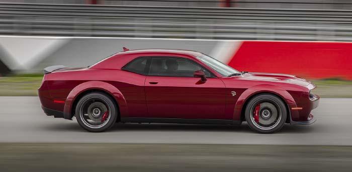 2019 Dodge Challenger Hellcat Spec
