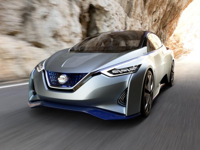 2019 Nissan Leaf Performance