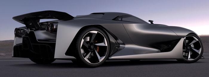 2020 Nissan GT Performance