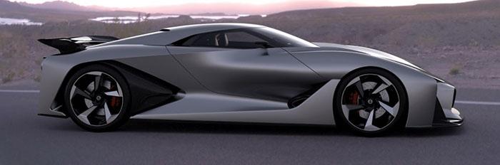 2020 Nissan GT Spec
