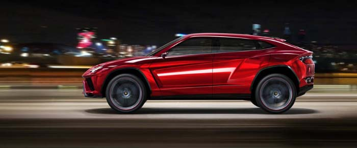 Lamborghini Urus 2018 Price