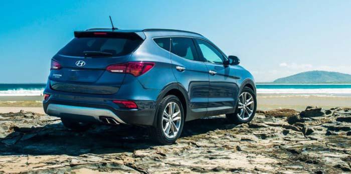 2018 Hyundai Santa Fe Release Date