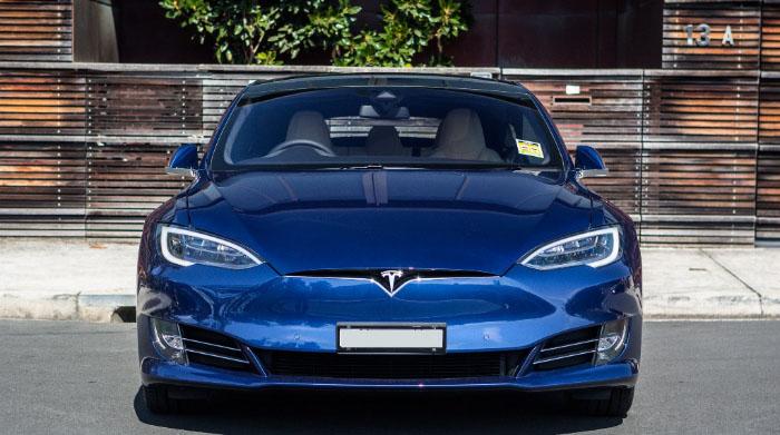 2018 Tesla Model S Performance