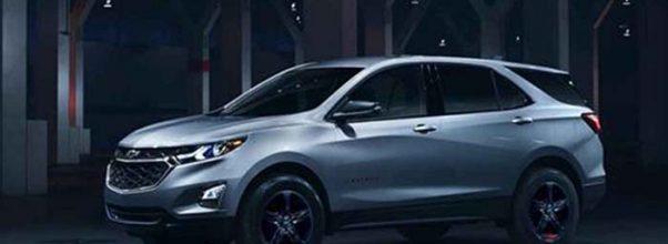 2019 Chevy Equinox exterior