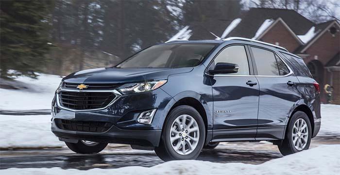 2019 Chevrolet Equinox Release Date, Competitors & Price ...